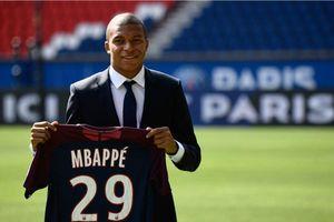 Hé lộ về các điều khoản thu nhập 'khủng' trong hợp đồng của Mbappe