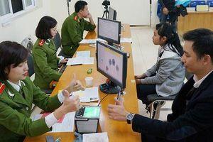 Dịch vụ công trực tuyến: Bổ sung việc tiếp nhận hồ sơ cấp thẻ Căn cước công dân