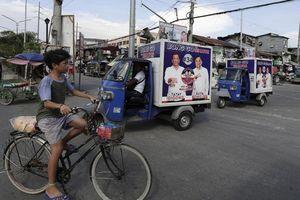 Bầu cử giữa kỳ Philippines: Phép thử đối với uy tín của tổng thống Duterte