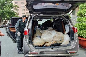 Hé lộ thủ đoạn ngụy trang ma túy trị giá 500 tỷ đồng trước khi xuất ngoại