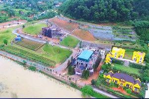 Hà Nội 'thúc' xử lý việc băm nát rừng xây biệt thự ở Sóc Sơn, Ba Vì