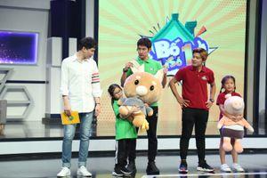 Cha con Huy Khánh 'vạch tội' nhau trong gameshow Bố là số 1