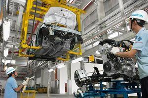 Hà Nội đặt mục tiêu giá trị tăng thêm của ngành công nghiệp đạt gần 9%
