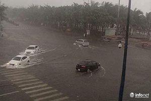 Cảnh báo mưa dông, sấm sét và lốc xoáy tại khu vực TP.HCM
