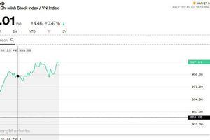 Chứng khoán sáng 13/5: Thị trường tiếp tục khởi sắc, VN-Index vươn lên 957 điểm