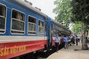 Ngành đường sắt giảm 10% giá vé cho thí sinh trong kỳ thi sắp tới