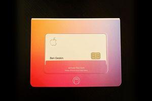 Thẻ tín dụng Apple Card: khác gì ?