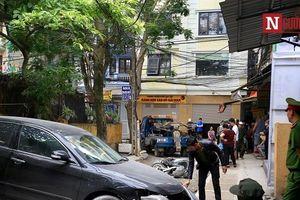 Thông tin mới nhất vụ nữ tài xế lùi xe khiến một người chết ở Hà Nội