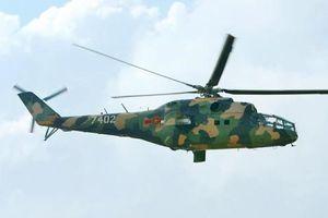 Khám phá 'xe tăng bay' Mi-24A của Không quân Việt Nam