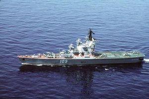 Tàu sân bay trực thăng độc nhất vô nhị của Hải quân Liên Xô