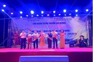 Nghệ An: Liên hoan tuyên truyền lưu động Trường Sơn - Con đường huyền thoại