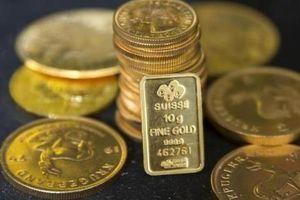 Giá vàng phiên đầu tuần tăng giảm trái chiều