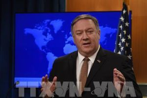 Ngoại trưởng Mỹ hủy kế hoạch tới Moskva