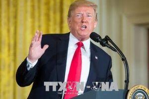 Tổng thống Mỹ lên tiếng bảo vệ chính sách thuế quan