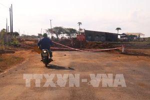Phản hồi thông tin của TTXVN: Tháng 6 thi công điện lưới cho dân ở xã Đá Bạc