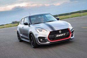 Suzuki làm mới Swift Sport phiên bản Katana giới hạn 30 chiếc