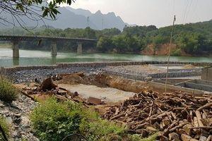 Thanh Hóa: Yêu cầu HTX Hợp Phát tháo dỡ toàn bộ công trình xây dựng trái phép trên sông Mã