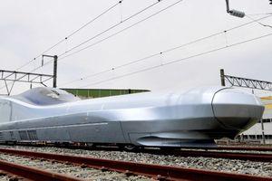 Nhật Bản chạy thử tàu 'siêu tốc' nhanh nhất thế giới, vận tốc 400km/giờ