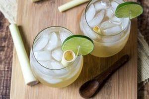 Uống nước gừng nấu với sả và chanh có thải được độc tố, thanh lọc cơ thể?
