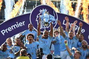 Man City vô địch Ngoại hạng Anh, Liverpool về nhì