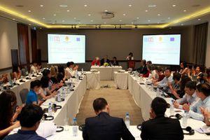 Tọa đàm về vấn đề lao động trong Hiệp định Thương mại tự do Việt Nam - EU (EVFTA)