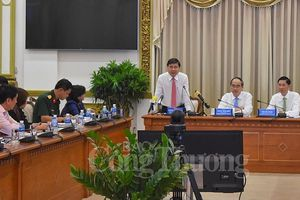 TP. Hồ Chí Minh triển khai thử nghiệm cổng thông tin dữ liệu mở