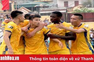 Điểm nhấn vòng 9 V.League 2019: Ấn tượng từ Thanh Hóa, Hoàng Anh Gia Lai