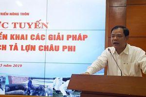 Việt Nam đã phải tiêu hủy 1,2 triệu con lợn do dịch tả lợn châu Phi