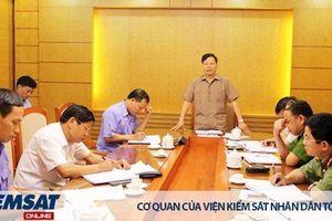 Bí thư Thành ủy Bắc Giang làm việc với Liên ngành tư pháp thành phố