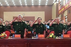 Gặp mặt cựu chiến binh toàn quốc mặt trận Vị Xuyên - Hà Tuyên