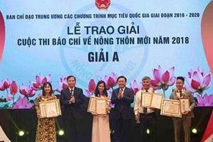 Phát động cuộc thi báo chí về nông thôn bền vững dành cho các nhà báo ASEAN