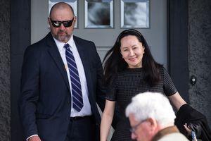 Nữ giám đốc Huawei đang bị quản thúc tại Canada lần đầu lên tiếng