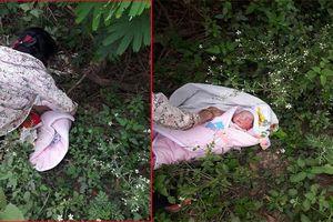 Bé gái sơ sinh bị vứt bỏ ở bìa rừng Sơn La