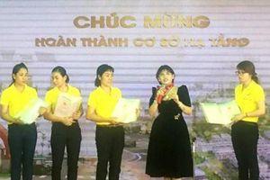 Lễ bàn giao sổ đỏ tại dự án của công ty Phú Hồng Thịnh