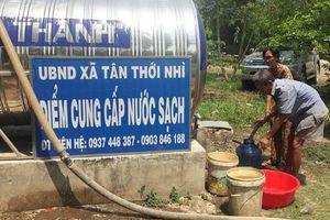 Thành phố Hồ Chí Minh: Chủ động cấp nước sạch trong mùa khô