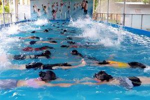 Ninh Bình: Phát động toàn dân tập luyện môn bơi, phòng chống đuối nước