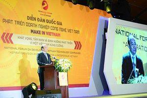 Chính phủ yêu cầu Bộ TT&TT tháng 6/2019 trình Chỉ thị về phát triển doanh nghiệp công nghệ Việt Nam
