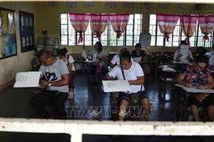Philippines: 3 vụ nổ xảy ra ngay trước thềm cuộc bầu cử giữa nhiệm kỳ