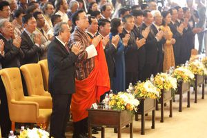 Để thông điệp về hòa bình và yêu thương của Đức Phật luôn tỏa sáng