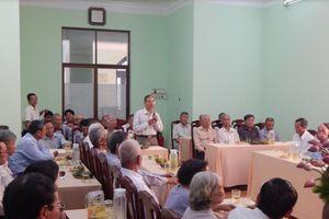 Thành phố Huế: Gặp mặt chúc mừng Đại lễ Phật đản