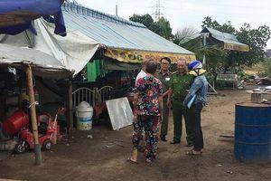 Bình Tân: Nhiều người kiểm điểm vì 1 công trình không phép