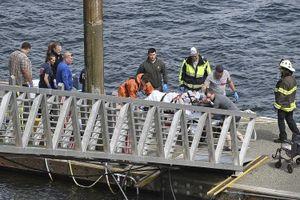 Thủy phi cơ đâm nhau khiến 3 người chết, 3 người mất tích ở Mỹ