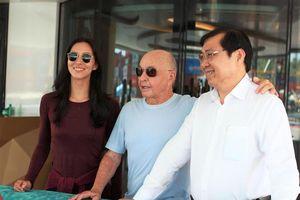 Tỷ phú Anh muốn xây dựng bến du thuyền hiện đại ở Đà Nẵng