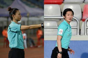 2 trọng tài nữ quyết định số phận của Bình Dương tại AFC Cup