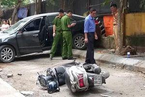 Vì sao chưa công bố danh tính tài xế Toyota Camry lùi chết người?