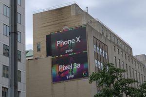 Google chê iPhone X nghìn USD chụp ảnh xấu hơn Pixel 3a 400 USD