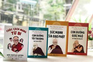 Bốn cuốn sách của vị Đạt-lai Lạt-ma được coi là hóa thân Bồ Tát