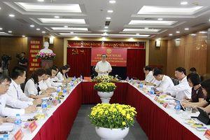 Bí thư Thành ủy Hoàng Trung Hải: Cần tăng tỷ lệ cho vay nguồn vốn Quỹ đầu tư