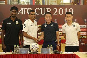 Hà Nội FC quyết thắng để giành ngôi đầu bảng tại AFC Cup