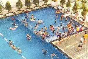 Mùa hè cẩn trọng trẻ đuối nước khi tắm biển, sông, hồ